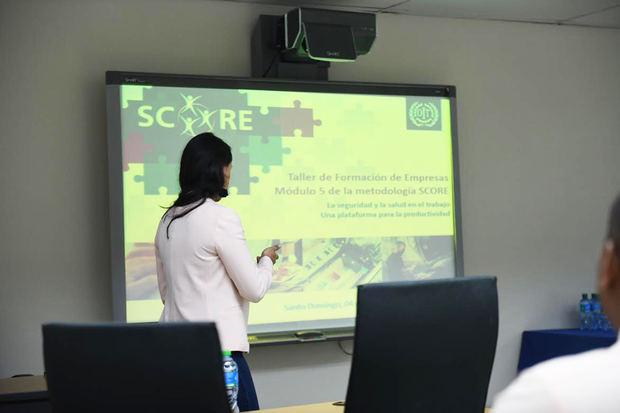 El programa SCORE inició en el país en 2016, mediante acuerdo INFOTEP-OIT.