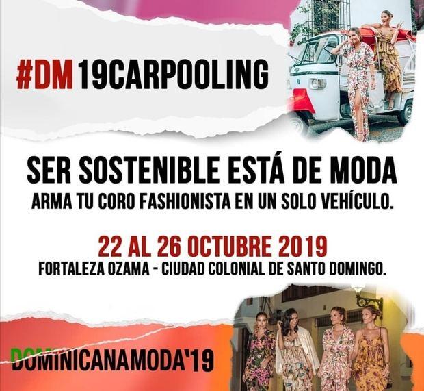 Edición 2019 de Dominicana Moda