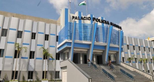 Sede de la Policia Nacional de República Dominicana