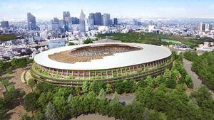 Sedes de los Juegos Olímpicos de Tokio 2020.