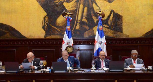 El Senado aprueba en dos lecturas el proyecto de Ley de Régimen Electoral