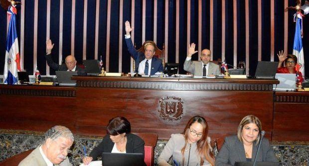 Senado aprueba proyecto Ley de Seguridad Privada