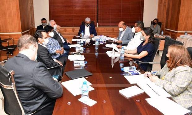 Comisión especial del Senado de la República para la Designación de los Miembros de la JCE.