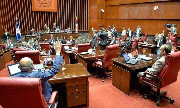 El Senado aprueba proyecto modifica el recargo por mora en los pagos a SDSS