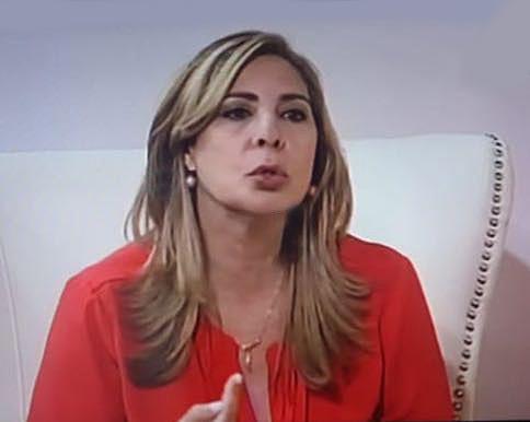 Sergia Elena de Séliman, candidata a vicepresidenta con Leonel Fernández