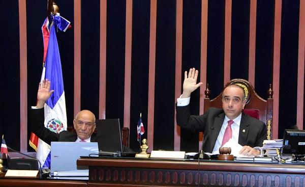 Senado designa comisión que estudiará proyecto de Ley General de Presupuesto