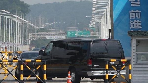 Seúl, Pionyang y Comando ONU abordan desarme de zona de seguridad fronteriza