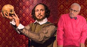 Shakespeare y Giovanny Cruz.