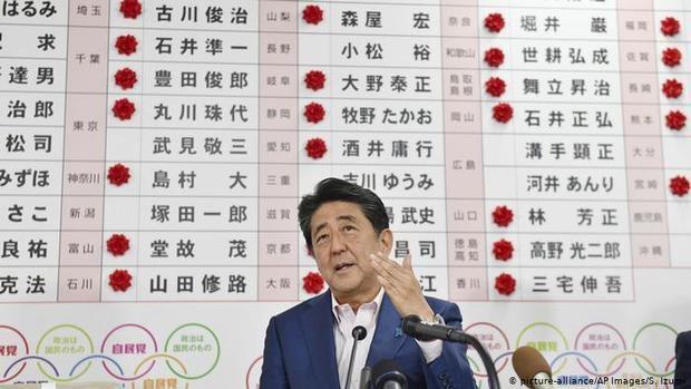 Shinzo Abe no consigue votos suficientes para impulsar la reforma constitucional