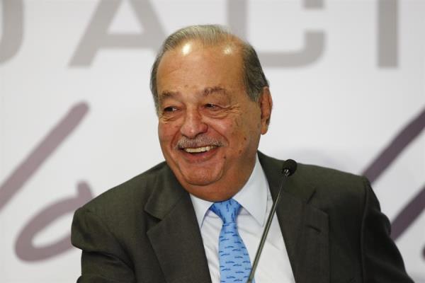 Fundación Carlos Slim dona 40 millones de dólares para el coronavirus
