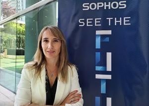 Claudia Vizcarra, Directora regional de ventas de Sophos Latinoamérica.