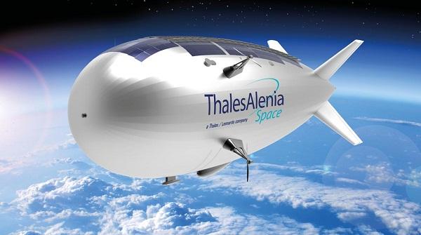 Stratobus, el dirigible estratosférico entre un dron y un satélite