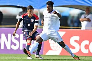 La selección dominicana de fútbol Sub-23 enfrentará a su similar de Cuba en dos partidos amistosos a celebrarse este viernes 7 y el lunes 10 en el Estadio Olímpico Félix Sánchez.