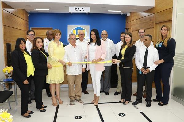 Asociación La Nacional inaugura nueva sucursal en el corazón de Punta Cana