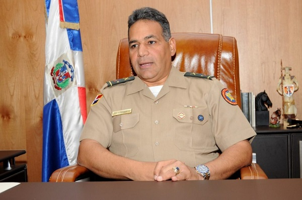 Acuartelan 50 % de Fuerzas Armadas dominicanas por posibles efectos de Isaac