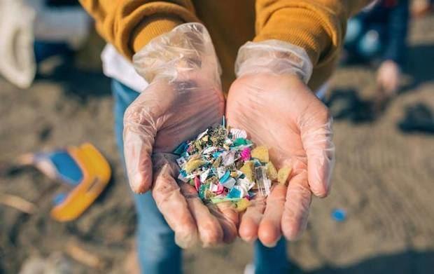 """Microplásticos, la """"pandemia"""" del siglo XXI"""