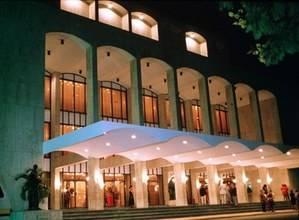 Teatro Nacional Eduardo Brito, programación del mes de agosto