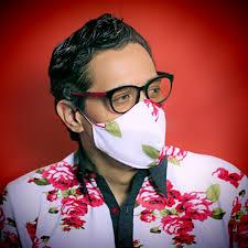 Tony Boga, diseñador de moda.