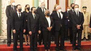 CNM juramenta nuevos jueces y suplentes del TSE.