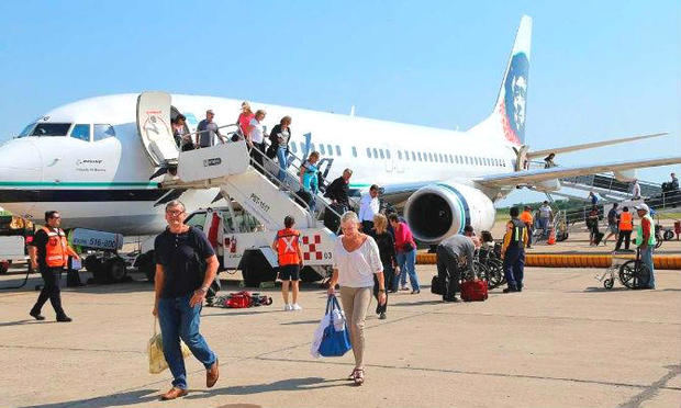 Llegada de turistas a R.Dominicana cae en enero tras 6 meses de recuperación
