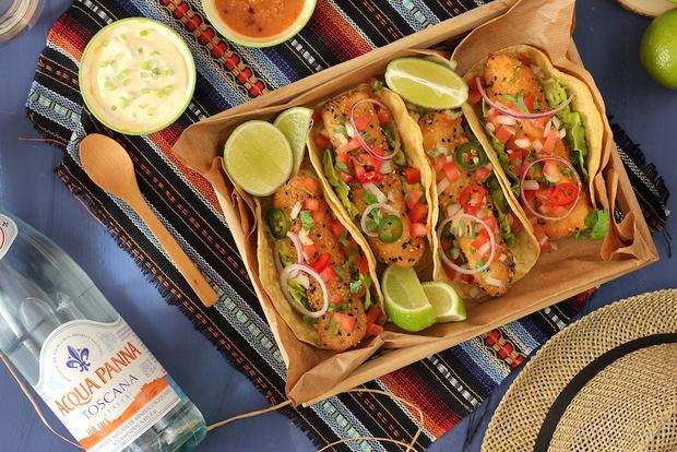 Tres aperitivos para una fiesta mexicana