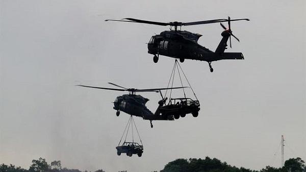 Taiwán lanza ejercicios militares sin precedentes antes de su Día Nacional