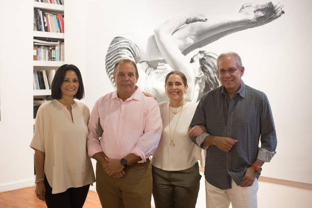 Tamika de Reyes, Jose M. L. Reyes, Astrid de Paiewonsky, David Paiewonsky.
