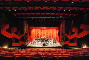 Interior Teatro Nacional.