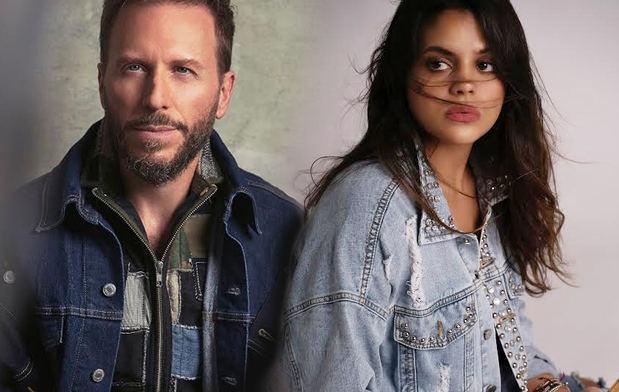 Noel Schajris tiene un dúo en su nueva producción musical con la cantautora Techy Fatule