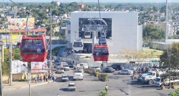 Teleférico volverá a entrar en operación hoy lunes