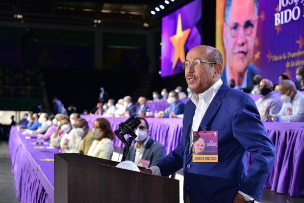 El PLD da inicio a la plenaria de su IX Congreso Ordinario