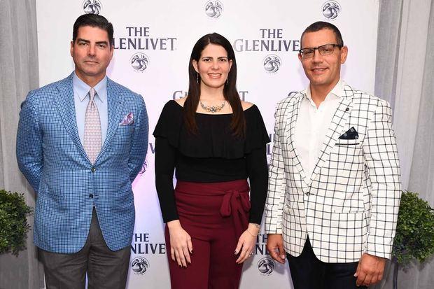 Embajador de whisky The Glenlivet realiza cena maridaje a 4 tiempos en el Restaurante Peperoni