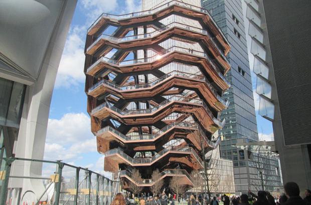 The Vessel, el icono del nuevo barrio neoyorquino Hudson Yards.