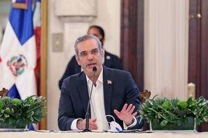 El presidente Luis Abinader visitará hoy lunes la provincia de Barahona.