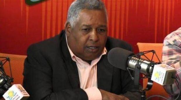 Melton Pineda Feliz quien esta designado como cónsul general en Sao Paulo, Brasil.