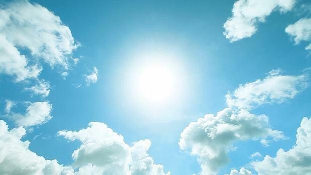 Sistema de alta presión provee condiciones de buen tiempo