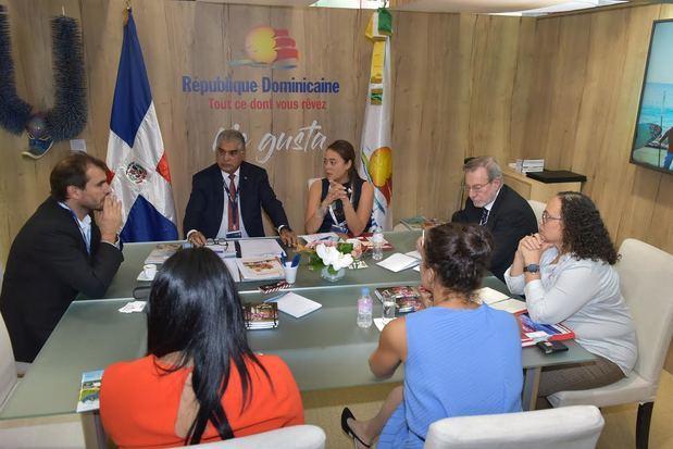 RD vuelve a conquistar importante acuerdos en Top - Resa 2019