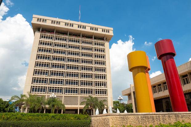 Torre Banco Central.