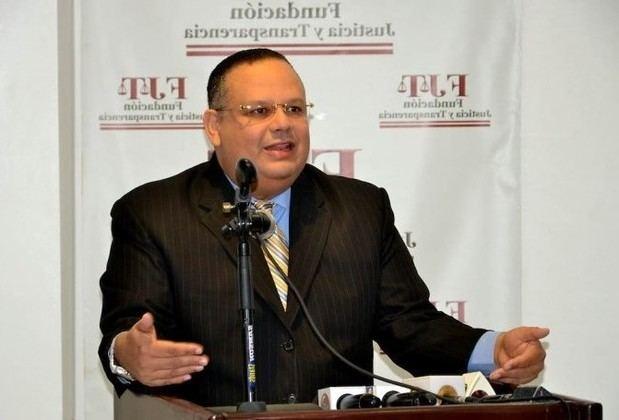 Trajano Potentini, presidente de Fundación Justicia y Transparencia
