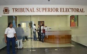 Tribunal Superior Electoral.