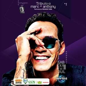 Tributo a Marc Anthony.