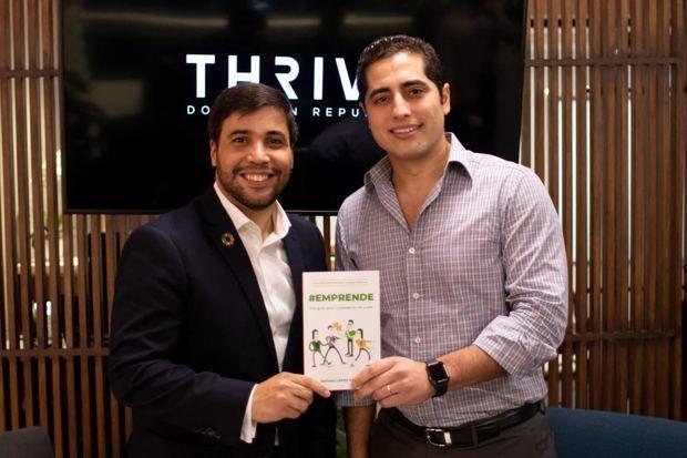 Encuentros Talks @ THRIVE comparten conocimientos para emprendedores y empresarios