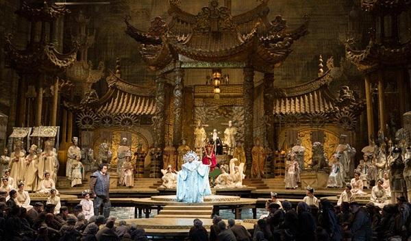 Opera Lovers presenta Turandot este miércoles