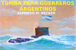 Tumba para guerreros argentinos.