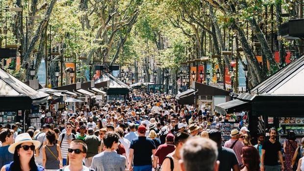 Los residentes de grandes urbes se muestran a favor del turismo.