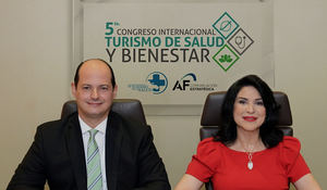 Anuncian quinta edición del Congreso Internacional de Turismo de Salud.