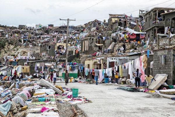 Abinader reitera situación en Haití se ha convertido en