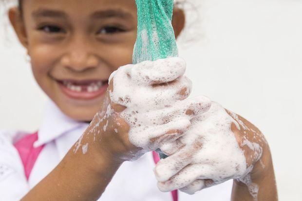 FICR, UNICEF y OMS publican guía para proteger a los niños del COVID-19