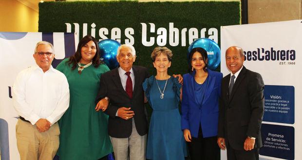 Ulises Cabrera celebra su 55 aniversario