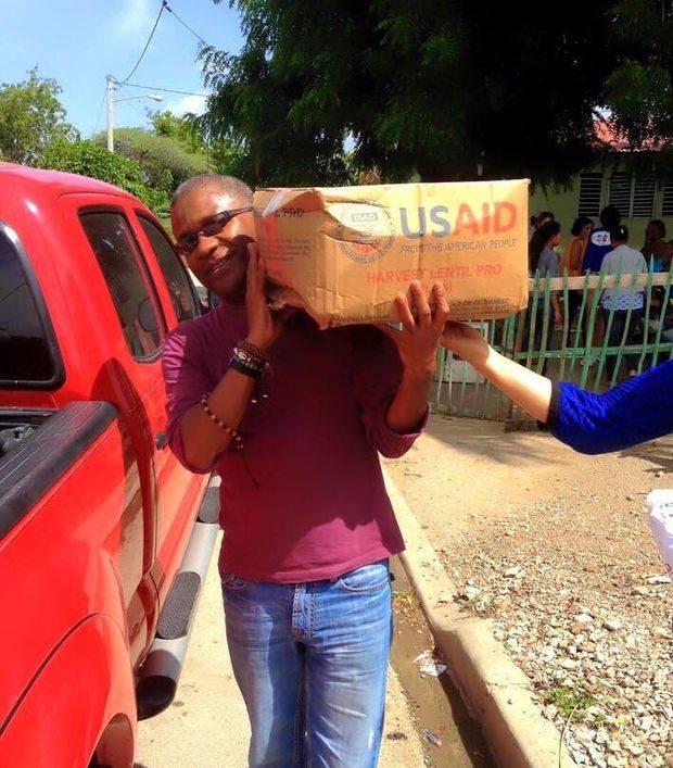 Batey Relief Alliance, con el apoyo de USAID alimenta a poblaciones vulnerables
